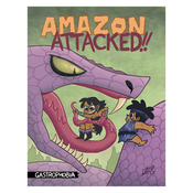 Image of Amazon Attacked!! (volume 2)