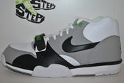 "Image of Nike Air Trainer 1 Mid Premium ""Chlorophyll"""