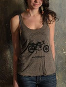 Image of Girly Cycle Tank - FREE SHIPPING W/ OTHER ITEM!