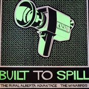Image of Built to Spill Gig Poster
