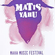 Image of Matisyahu at Maha Music Festival 2011 Gig Poster