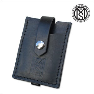 Image of Card Wallet with Money Clip