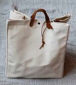 Image of Natural Cotton Weekender