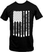 Image of Men's - Pledge of Allegiance shirt