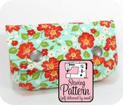 Image of Little Pouch & Long Pouch PDF Sewing Pattern