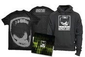 Image of The Hutch 2LP + T-Shirt + Hoodie