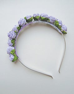 Image of Not A Lotta Rosie Lilac Crown - Crown and Glory for EE