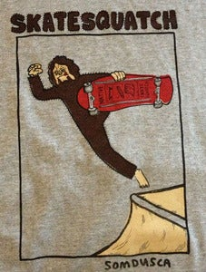 Image of Skatesquatch Boneless Tee 