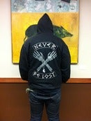 Image of The Tough Guy Biker Gang Hoodie