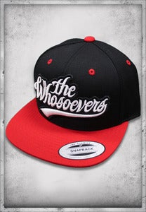 Image of TEAM SNAPBACK (RED)
