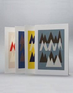Image of Slalom Collection, Set of 8.