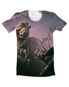 Image of REXX Full Print T-shirt *PreOrder