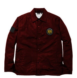 Image of Militia Windbreaker Ox Blood