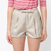 Image of sloan shorts - tan