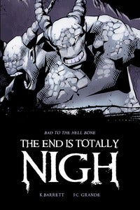 Image of The End Is Totally Nigh #3 - PDF