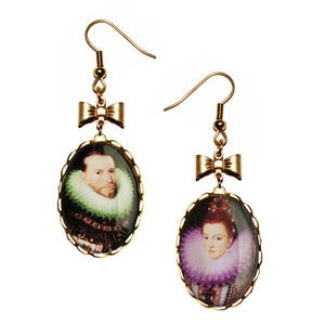 Image of Lord & Lady Earrings