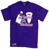Image of LEANIN ON MEDICINE (PURPLE)