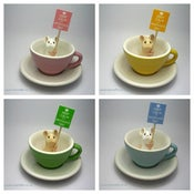 Image of Mother's Day Teacup Mouse - Special Edition