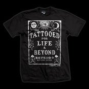 Image of Tattooed for Life and Beyond Guys T-shirt Style # 5066