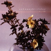 Image of unhappybirthday - Sirup (LP Pre-order)