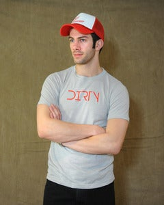 Image of Red Trucker Hat (Unisex)