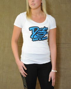 Image of Electric Cursive Tee (Women's)