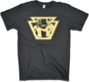 "Image of Andrew McCutchen / Neil Walker Pittsburgh Pirates ""Hope"" tee by Backpage Press"