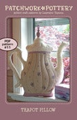 Image of Teapot Pillow
