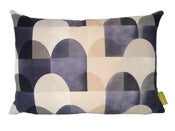 Image of Viaduct Bolster Cushion 55 x 40 cm