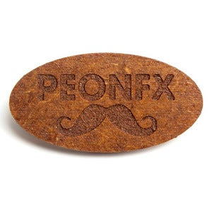 Image of Pfx Woot Pin/Badge