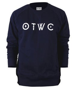 Image of OTWC - Original Sweater - Navy