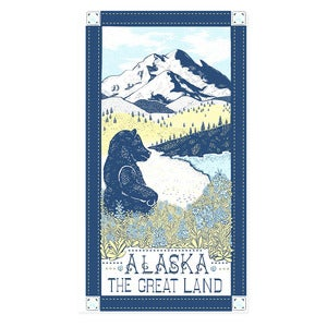 Image of Alaska the Great Land