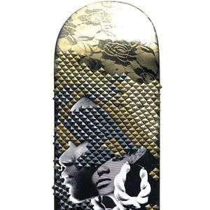 Image of STUDDED DECK (ONE OF A KIND)