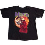 Image of The Misfits &quot;Invade America 1988&quot; Tee