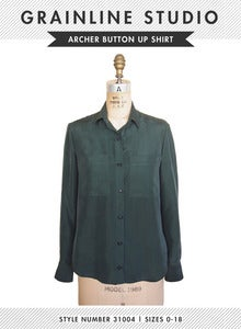 Image of Archer Button Up Shirt
