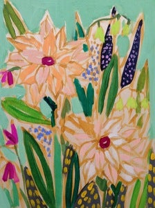 Image of 9x12 Flowers for Alyse