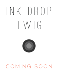 Image of Twig - Ink Drop