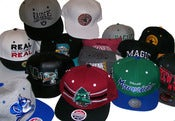 Image of Random Mix Wholesale Lot of 25 Snapbacks