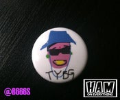 Image of THANK YOU BASED GOD PIN #RARE #LIMITED