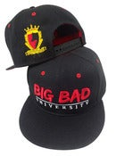 Image of Big Bad University Snapback Hat