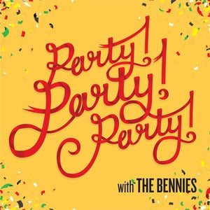 Image of The Bennies - Party Party Party 12&quot; LP Black