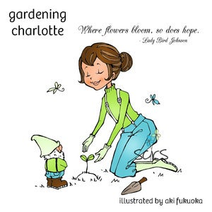 Image of Gardening Charlotte