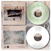"Image of DK033: Capacities - There Is No Neutral 10"" LP - Clear Green w/ White Haze /100, White /400"