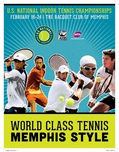 Image of 2013 Commemorative Tournament Program - Free Shipping