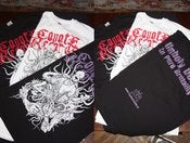 Image of COYOTE RECORDS Unholy Deals T-SHIRT