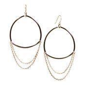 Image of night rider earrings