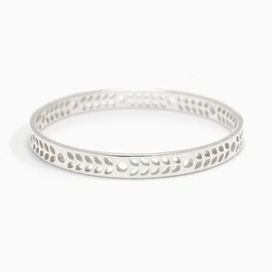 Image of Harvest Bangle | Silver