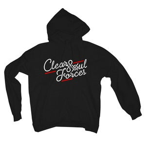 "Image of Clear Soul Forces ""Logo"" Hoodie"