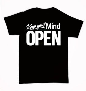 "Image of Hooligan Academy ""Open Minds"" : Tee"