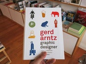 Image of Gerd Arntz: graphic designer